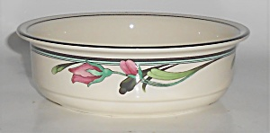 Lenox China Midnight Blossoms Soup/cereal Bowl