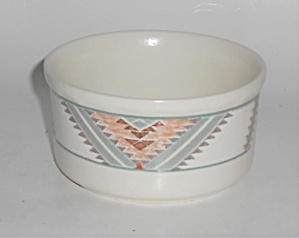 Mikasa China Santa Fe Individual Soufle Bowl