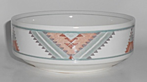 Mikasa China Santa Fe Fruit Bowl
