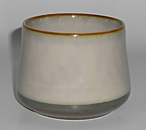 Bing & Grondahl China Stoneware Tema Sugar Bowl