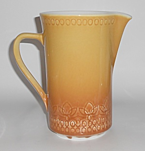 Syracuse China Calypso Largo Quart Pitcher