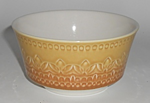 Syracuse China Calypso Llargo Cranberry Bowl