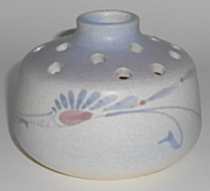 Westlin Studio Pottery Tacoma Washington Floral Decorat (Image1)