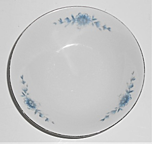 Eschenbach China Bavaria Porcelain Danish Blue Platinum