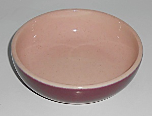 Early Winfield Gabriel China Pottery Purple / Pink Fr
