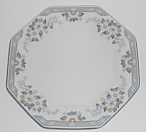 Mikasa Fine China Platinum Band Dana Dinner Plate