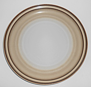 Noritake China Stoneware Fanfare Dinner Plate