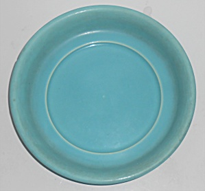 Franciscan Tropico Garden Ware Gloss Turquoise Flower P