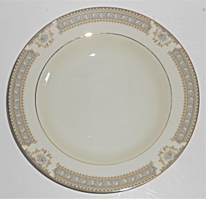 Mikasa Fine China M2002 Richelieu W/gold Rimmed Soup