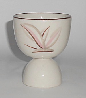 Winfield China Pottery Dragon Flower Double Eggcup (Image1)