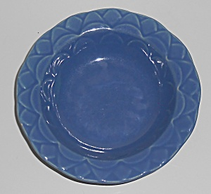Coors Pottery Coorado Blue Fruit Bowl