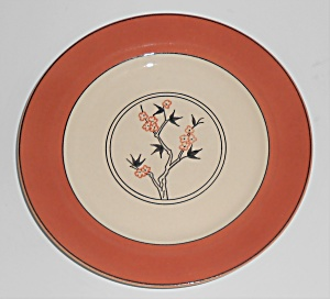Franciscan Pottery Hawthorne Dessert Plate