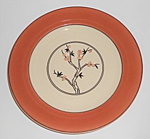 Franciscan Pottery Hawthorne Luncheon Plate