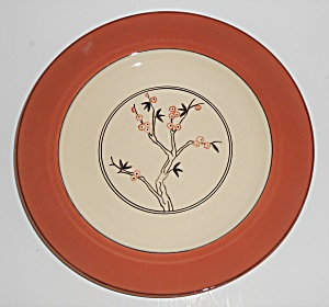 Franciscan Pottery Hawthorne Dinner Plate