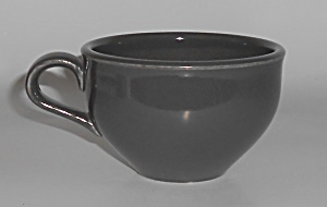 Russel Wright Pottery Casual China Charcoal Cup
