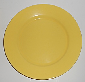 Franciscan Pottery El Patio Bright Gloss Yellow Dinner