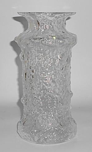 Iittala Finland Timo Sarpaneva Glass Crucus Vase (Image1)