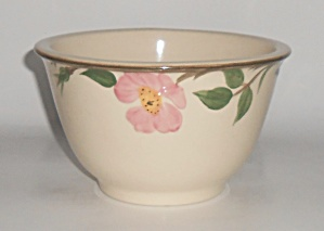 Franciscan Pottery Desert Rose U.s.a. 7'' Mixing Bowl