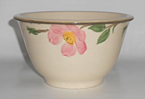 Early Franciscan Pottery Desert Rose U.s.a. 7'' Mixing