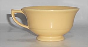 Franciscan Pottery Very Rare Undecorated Willow Cup