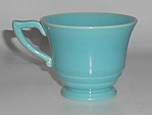 Franciscan Pottery Montecito Gloss Turquoise Cup