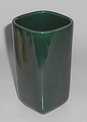 Franciscan Pottery Tiempo Leaf Green Tumbler
