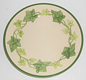 Franciscan Pottery U.s.a. Ivy Salad Plate