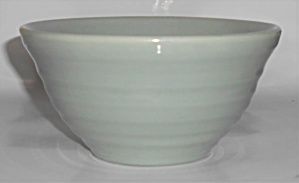 Bauer Pottery Ring Ware Grey #30 Mixing Bowl