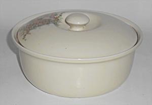 Coors Pottery Open Window Straight Casserole W/Lid  (Image1)