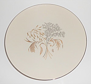Franciscan Pottery China Winter Bouquet Dinner Plate