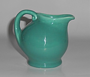 Metlox Pottery Poppy Trail Series 200 Jade Green Syrup