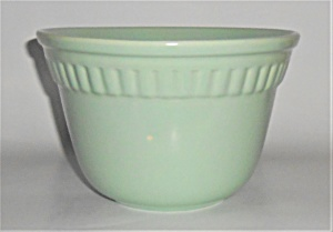 Metlox Pottery California Pottery Early #p-713 Green Mi