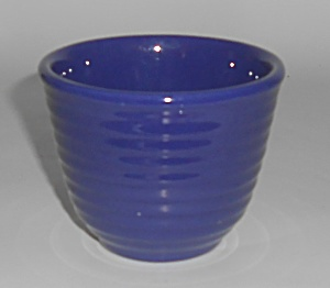 Franciscan Pottery Kitchen Ware Cobalt Custard Cup