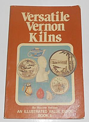 Maxine Nelson Vernon Kilns Pottery 1983 Book II - Autho (Image1)