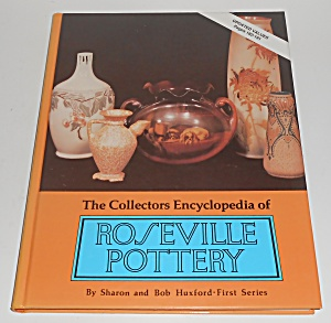 Huxford Collector's Encyclopedia Of Roseville Pottery F