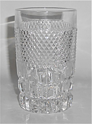 West Germany Lead Crystal 4-1/4'' Glass