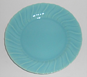 Pacific Pottery Hostess Ware Green Saucer