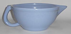 Metlox Pottery Poppy Trail Series 200 Powder Blue Hand (Image1)