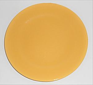 Catalina Island Pottery Yellow 7-1/4'' Plate (Image1)