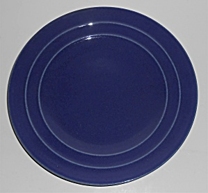 Pacific Pottery Hostess Ware Cobalt / Sapphire Service