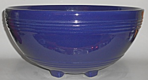 Pacific Pottery Hostess Ware Cobalt/sapphire Punchbowl