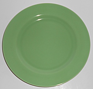 Franciscan Pottery El Patio Apple Green Luncheon Plate