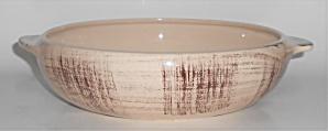 Vernon Kilns Pottery Barkwood Casserole (Image1)