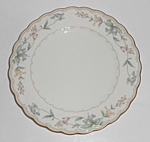 Noritake Fine Bone China Brookhollow w/Gold Salad Plate (Image1)