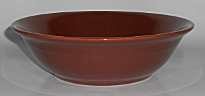 Franciscan Pottery El Patio Early #14 Redwood Gloss Veg (Image1)
