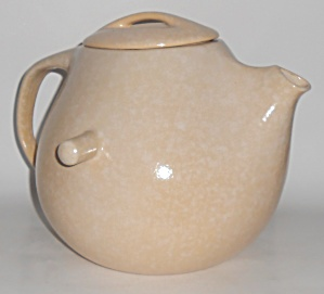 Roseville Pottery Raymor Contemporary White Coffee Pot (Image1)