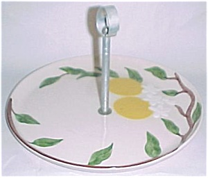 ORCHARD WARE ORANGE BLOSSOM PARTY PLATE! (Image1)