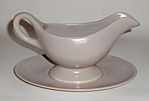 Franciscan Pottery El Patio Grey Gravy Bowl! MINT (Image1)