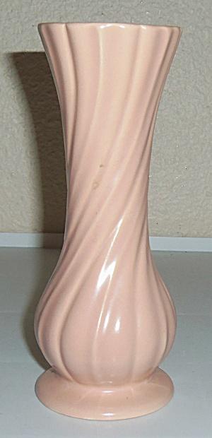Franciscan Pottery Coronado Art Ware Coral #175 Vase! (Image1)
