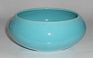 Franciscan Pottery Tropico Art Ware Glacial Blue Bowl
